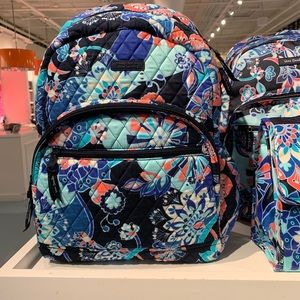 Vera Bradley Essential Backpack new with tags